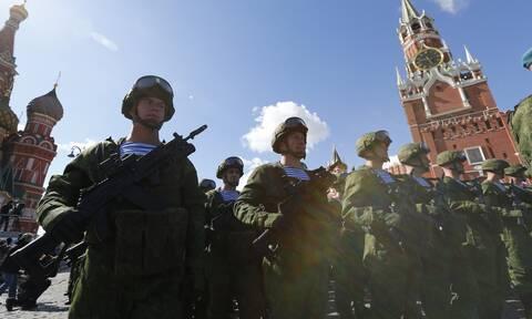Παρέλαση Μόσχα