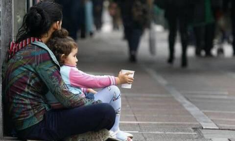 Σχεδόν 1 στα 4 παιδιά στηνΕΕ απειλείται από τον κίνδυνο τηςφτώχειας