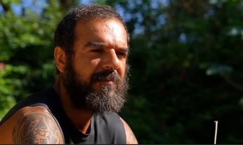 Survivor: Η φωτογραφία του Τριαντάφυλλου από την ημέρα που «έχασε» τον πατέρα του