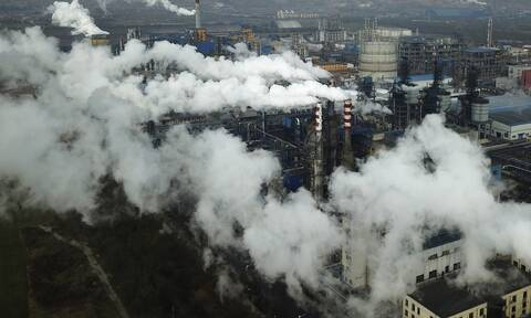 Αέρια θερμοκηπίου