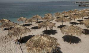 Грецию накрыла песчаная буря