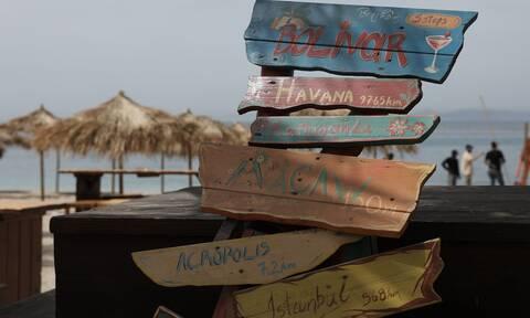 Επιστροφή στη θάλασσα: Οι παραλίες με Γαλάζια Σημαία στην Ελλάδα τον καιρό της πανδημίας