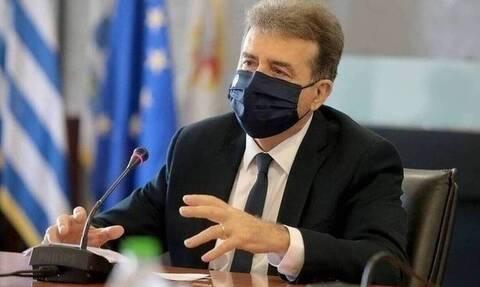 Πρόσκληση στον Υπουργό Προστασίας του Πολίτη για το Δ.Σ. για την πλατεία του «Άη-Γιάννη»