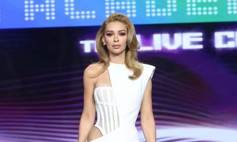 House of Fame: Το αποκαλυπτικό φόρεμα της Ελένης Φουρέιρα προκάλεσε πανικό
