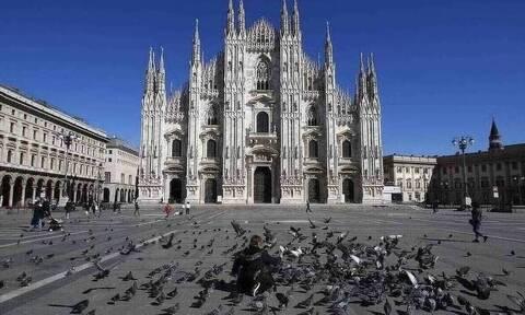 Ιταλία - Κορονοϊός: 10.554 νέα κρούσματα - 207 θάνατοι το τελευταίο 24ωρο