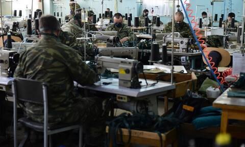 Στρατός Ξηράς: Από μάσκες μέχρι… οπλικά συστήματα – Λύσεις για όλα στα στρατιωτικά εργοστάσια