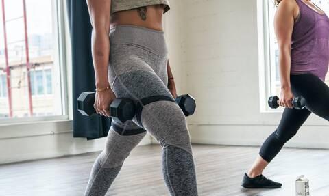 Με αυτές τις πέντε απλές ασκήσεις χάστε το λίπος στους μηρούς