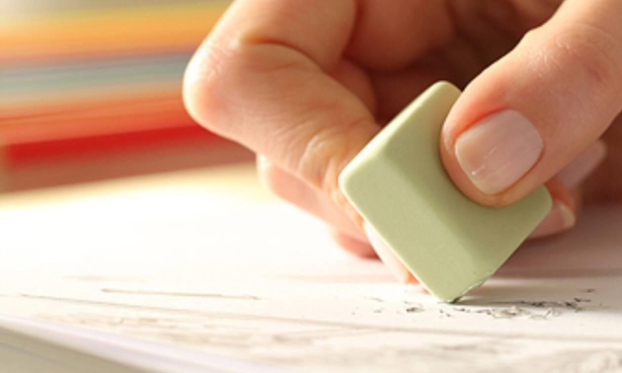 4 τρόποι να αξιοποιήσετε τις γόμες στην καθαριότητα