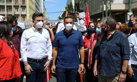 Ο ΣΥΡΙΖΑ επιστρέφει στη κοινωνία