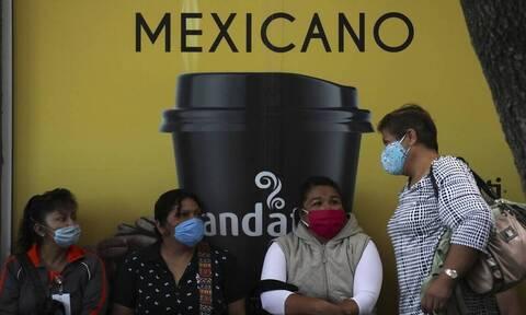 Ανοίγουν υπαίθριες εκδηλώσεις στην Πόλη του Μεξικού μετά από σταθερή πτώση των κρουσμάτων