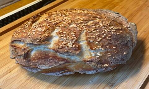 Έτσι θα φτιάξεις μόνος το δικό σου ψωμί