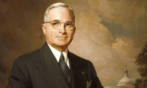 Harry S. Truman: Ο οικοδόμος της Aμερικής που είχε την Ελλάδα σαν υλικό