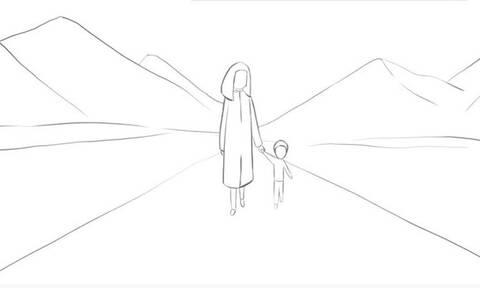 Γιορτή της Μητέρας 2021: Ένα τραγούδι για τη μάνα με 5.000 εικόνες animation (video)
