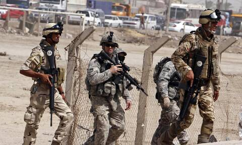 Ιράκ-ΗΠΑ: Επίθεση μη επανδρωμένου αεροσκάφους εναντίον ιρακινής βάσης που φιλοξενεί Αμερικανούς