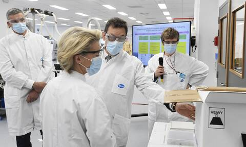 Koρονοϊός: Διχασμένη η Ε.Ε για την άρση της πατέντας εμβολίων –Υπέρ της πρότασης Μπάιντεν ο Πάπας