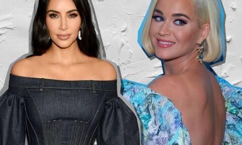 Τι ενώνει την Katy Perry με την Kim Kardashian;