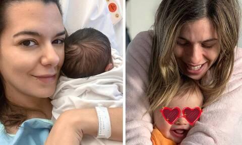 Γιορτή της Μητέρας: Ποιες διάσημες Ελληνίδες γιορτάζουν φέτος για 1η φορά;