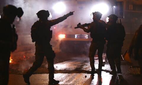 Ισραήλ-Παλαιστίνη: Ακόμη μια νύχτα έντασης στην Ανατολική Ιερουσαλήμ