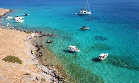 Ποιο είναι το μεγαλύτερο ακατοίκητο νησί της Ελλάδας;