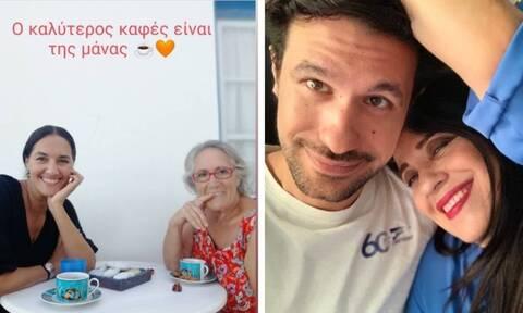 Γιορτή της Μητέρας: Οι αναρτήσεις των διάσημων Ελληνίδων