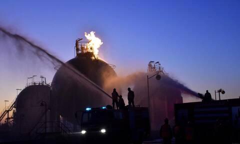 Συρία: Πυρκαγιά στο κεντρικό διυλιστήριο της Χομς σύμφωνα με τα κρατικά μέσα ενημέρωσης