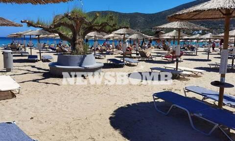 Κυριακή με ήλιο, μποφόρ και ανοιχτά μαγαζιά - Παραλίες ή ψώνια «ψήφισαν» οι Αθηναίοι;