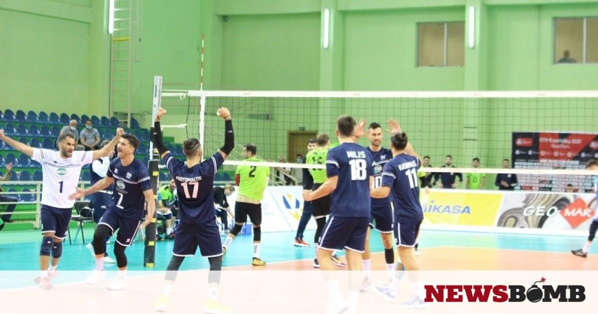 facebookgreece volley