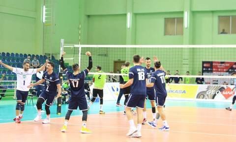 Βόλεϊ: Αήττητη η Εθνική – Το πάνω χέρι για το Ευρωπαϊκό Πρωτάθλημα