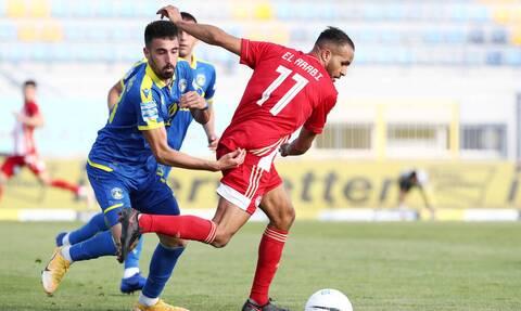 Αστέρας Τρίπολης - Ολυμπιακός 0-0: Μοιρασιά στην αγγαρεία (photos+videos)