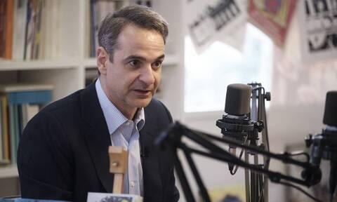 Κυριάκος Μητσοτάκης: Συναντήσεις με τους πρωθυπουργούς Ισπανίας και Σλοβενίας