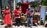Γιορτή της Μητέρας: Χιλιάδες τριαντάφυλλα στις Πειραιώτισσες μαμάδες από τον Δήμο Πειραιά