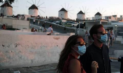 Κορονοϊός: Τότε θα βγάλουμε τις μάσκες - Η εκτίμηση της Ματίνας Παγώνη