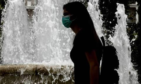 Κορονοϊός: Απότομη πτώση κρουσμάτων αναμένει ο CDC τον Ιούλιο