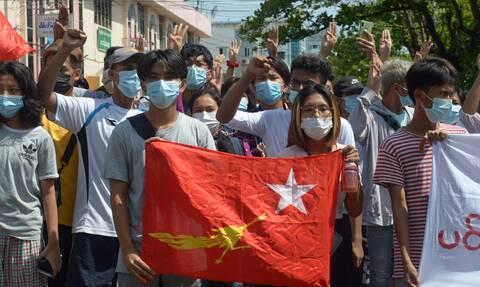 Μιανμάρ: 100 ημέρες μετά το πραξικόπημα η χώρα παραμένει βυθισμένη στο χάος