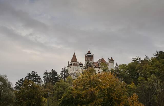 Δράκουλας παλάτι