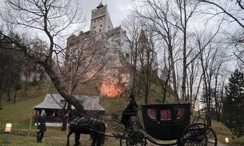 Το κάστρο του Δράκουλα στη Ρουμανία