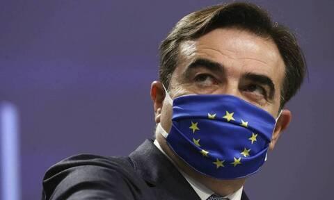 Σχοινάς: Το ελληνικό σχέδιο ανάκαμψης θα είναι από τα πρώτα που θα εγκριθούν από την ΕΕ