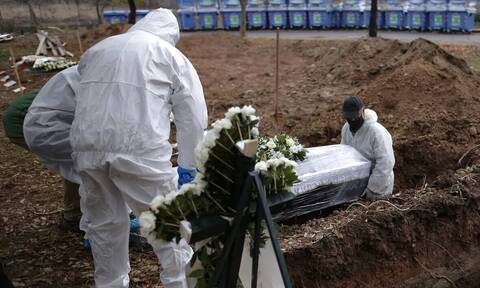 Καβάλα: Δεύτερη ταφή της σορού του 76χρονου που έκλεψαν από το νεκροταφείο