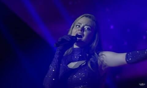 Eurovision 2021: Η πρώτη πρόβα της Στεφανίας Λυμπεράκη - Έτσι θα εμφανιστεί