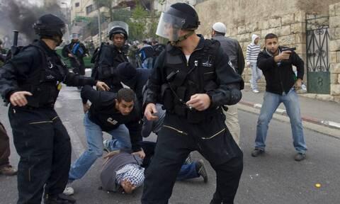 Χάος στην Ιερουσαλήμ: Πάνω από 300 τραυματίες στα βίαια επεισόδια Παλαιστίνιων - Ισραηλινών