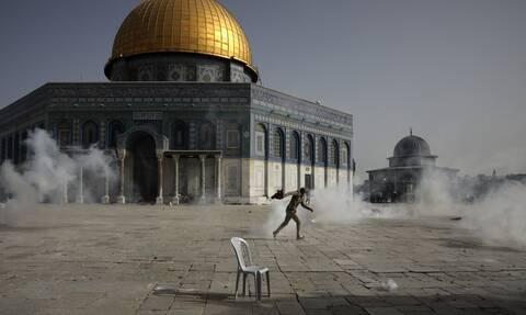 Επικίνδυνη ένταση στην Ιερουσαλήμ: Εκτοξεύσεις ρουκετών από τη Γάζα