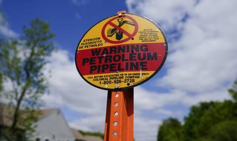 Colonial Pipeline- Μπάιντεν: Δεν υπάρχουν αποδείξεις πως η Ρωσία εμπλέκεται στην κυβερνοεπίθεση