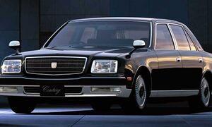 To Toyota Century είναι η Maybach της Ιαπωνίας