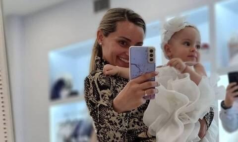 Βασιλική Μιλλούση: Μας δείχνει την κούκλα μητέρα της