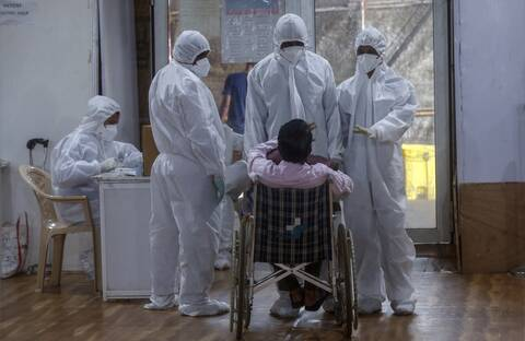 ΠΟΥ: Παγκόσμια απειλή η ινδική μετάλλαξη - Πιο μεταδοτική και ανθεκτική στα εμβόλια