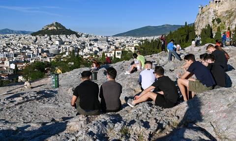 Αθήνα ανοσία ΕΟΔΥ