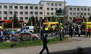 Ρωσία: Έκρηξη σε σχολείο μετά απο πυροβολισμούς- Τουλάχιστον εννέα οι νεκροί