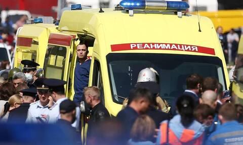 Шесть раненых при стрельбе в школе в Казани детей находятся в крайне тяжелом состоянии