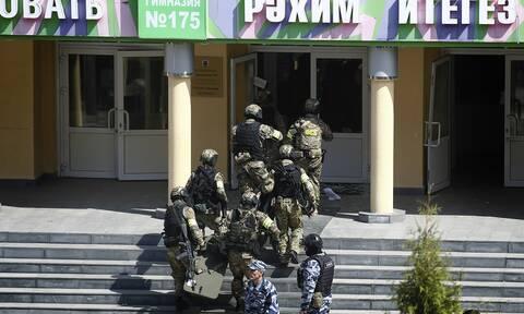 В Казани введен режим контртеррористической операции