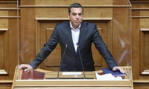 SYRIZA leader Tsipras opposes minimum pass mark for university admission